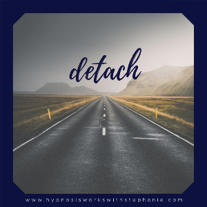 Daily Inspiration – Detach