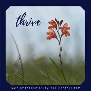Daily Inspiration – Thrive