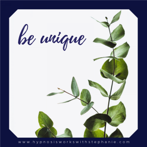 Daily Inspiration – Be Unique